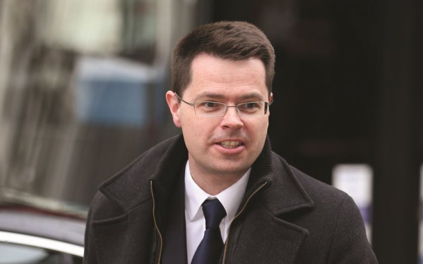 Immigration Minister James Brokenshire