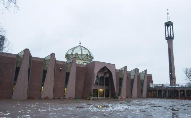 Herald Scotland: Glasgow Central Mosque