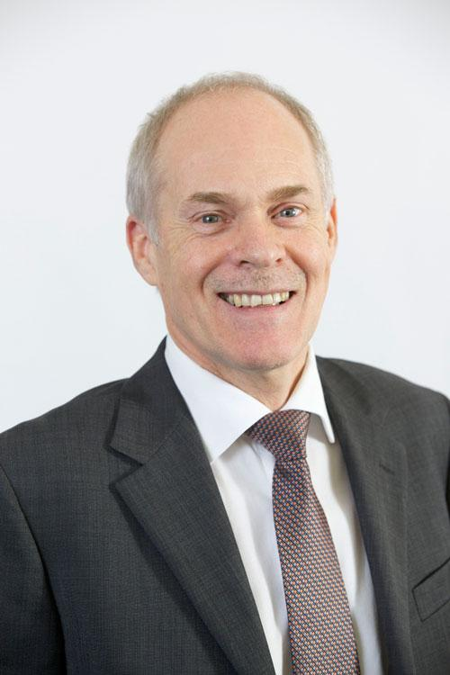 Ken Muir, of the General Teaching Council for Scotland