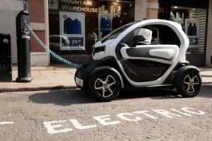 But the electric cars used by many of Scotland's councils are averaging less than 6,000 miles  a year.