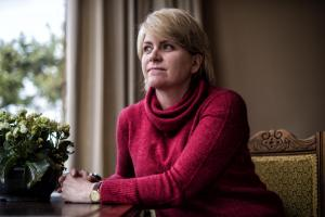 Herald Scotland: Scottish lawyer Elise Schwarz has lived through every parent's worst nightmare