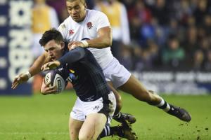 Scotland 9 England 15: Losing run goes on for Cotter's men