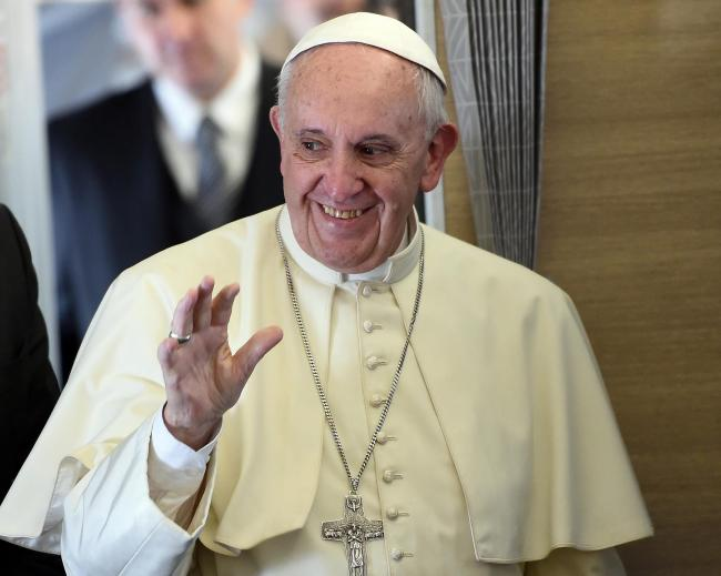 Pope Francis could come to St Andrews in September