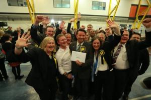 Secret recording reveals depth of SNP infighting