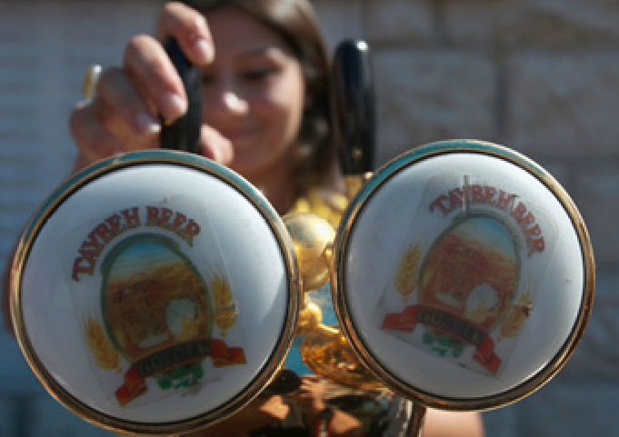 The Scot at the heart of Israel's craft beer boom