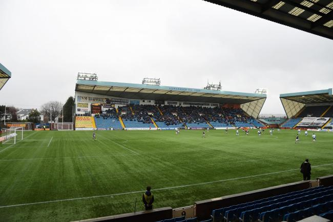 More clubs will lay down a plastic pitch such as the one at Rugby Park