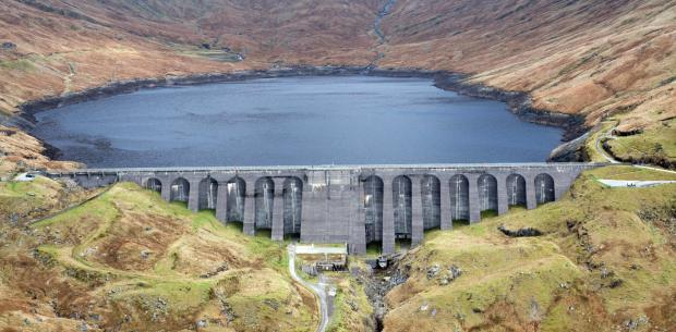 ScottishPower bids to double capacity at Cruachan hydro power station