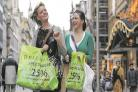 Despite online trends, shoppers still enjoy the High Street experience and retailers instead fear crippling rate and wage rises