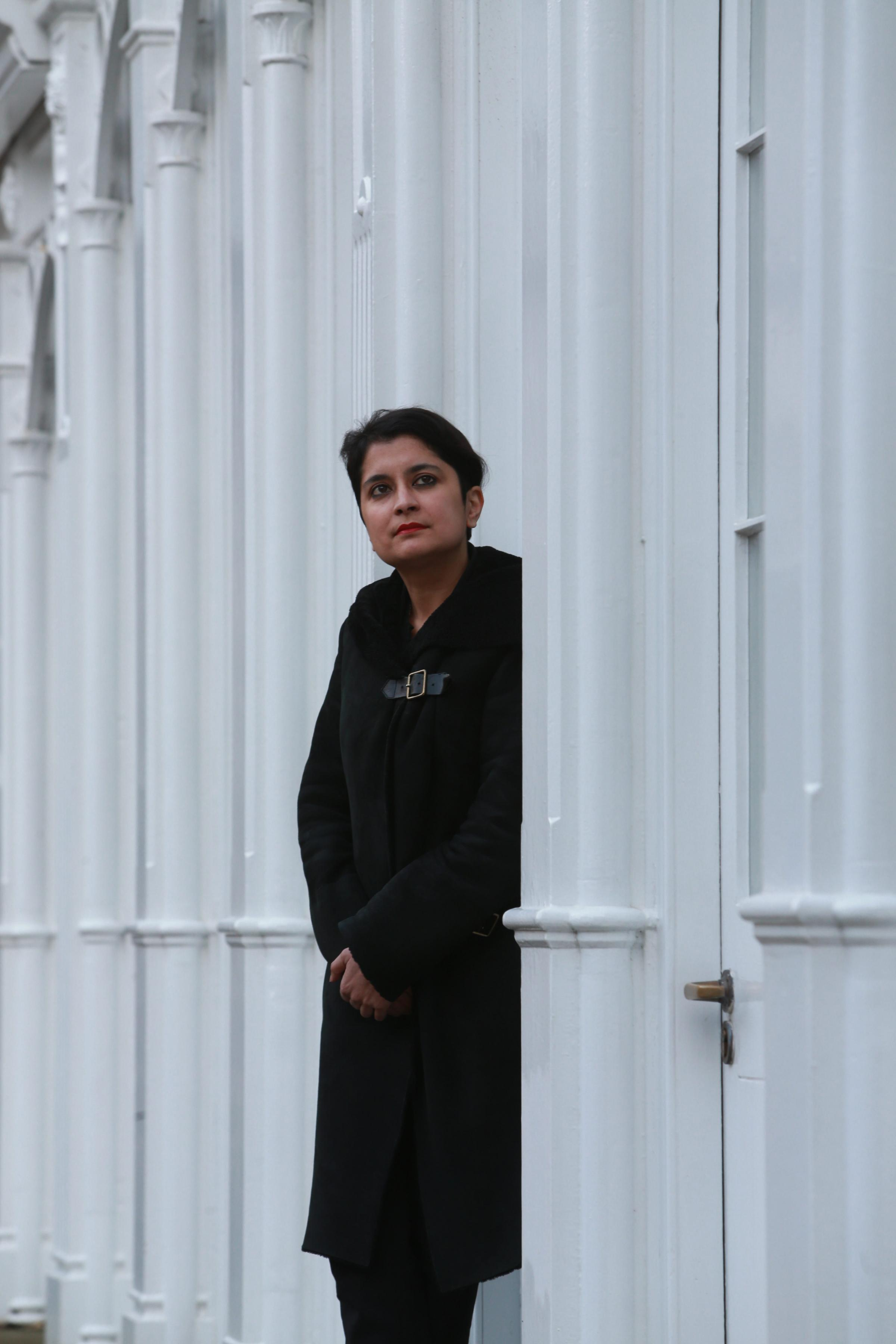 Shami Chakrabarti, outgoing director of Liberty (PIc: Stewart Attwood)