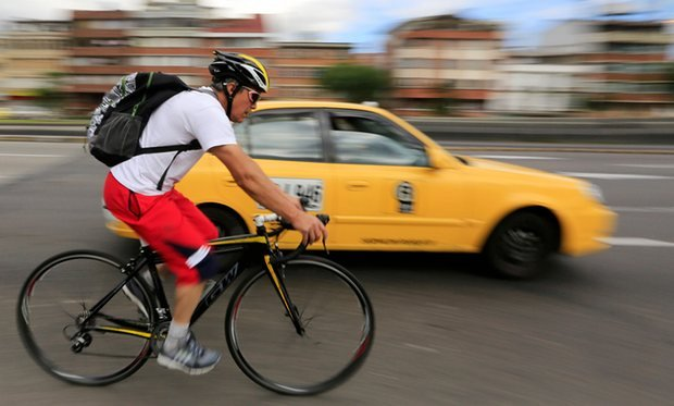 Cyclists in New South Wales, Australia face fines of $319 (£137) if caught riding without a helmet