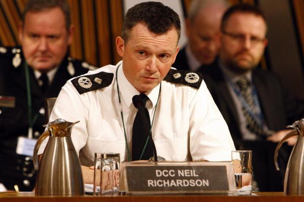 Neil Richardson was previously a candidate for Chief Constable