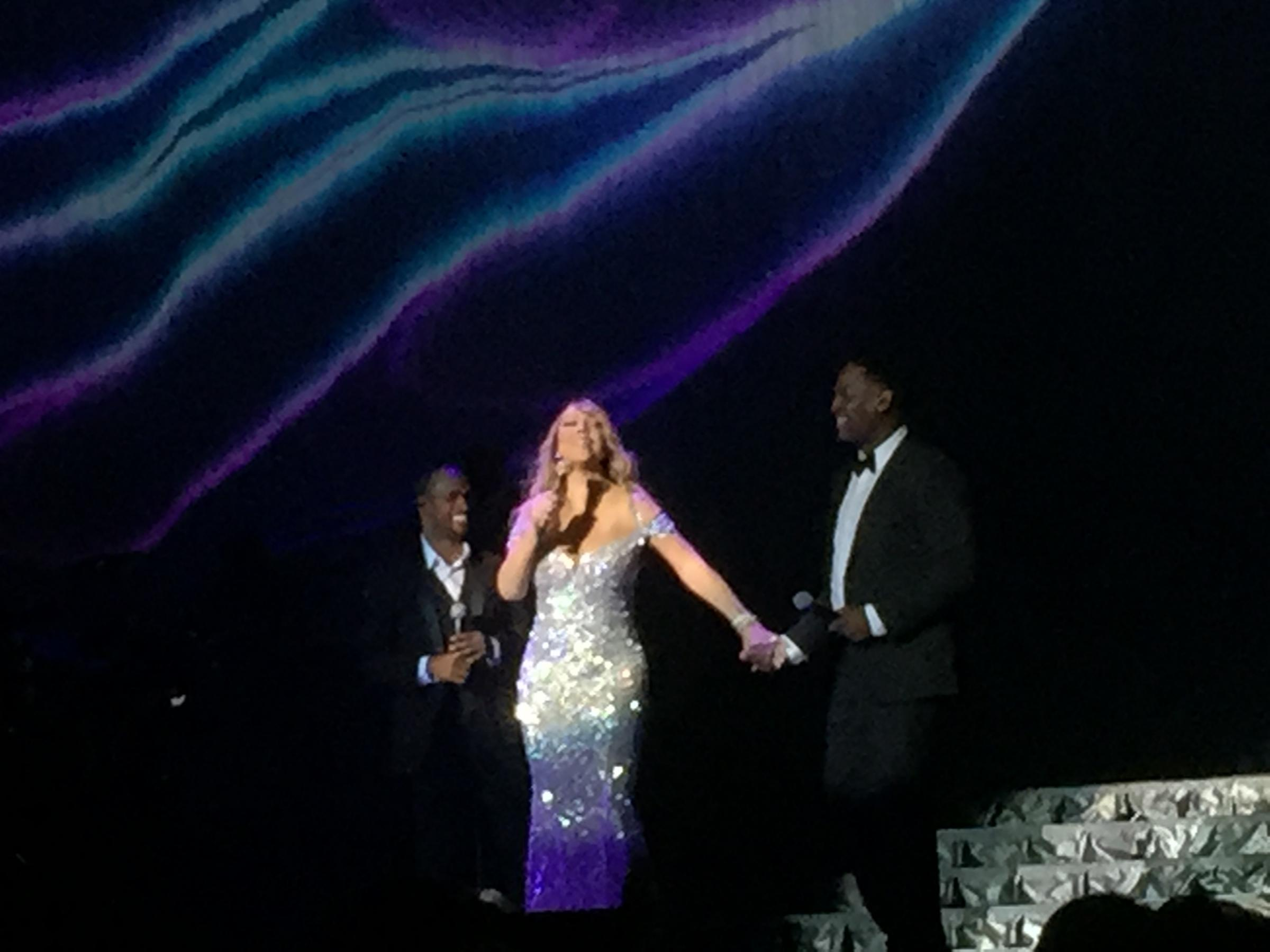 Music review: Mariah Carey at SSE Hydro, Glasgow