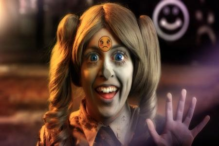 HeraldScotland: Rachel Maclean's film Feed Me (2015) has been bought by the National Galleries of Scotland. Photo: Neil Hanna