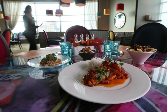 Ron Mackenna Reviews Tasty By Tony Singh At Alea Casino In