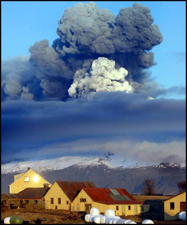 Geothermal energy like that generated in Iceland by its volcanoes has been proposed for Aberdeen