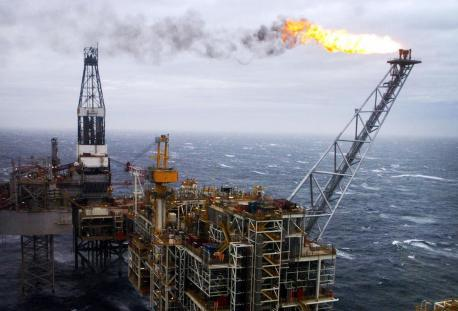 Cost of scrapping oil platforms soars by 31 percent in a year