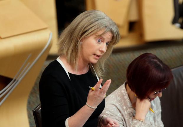 HeraldScotland: Housing Secretary Shona Robison