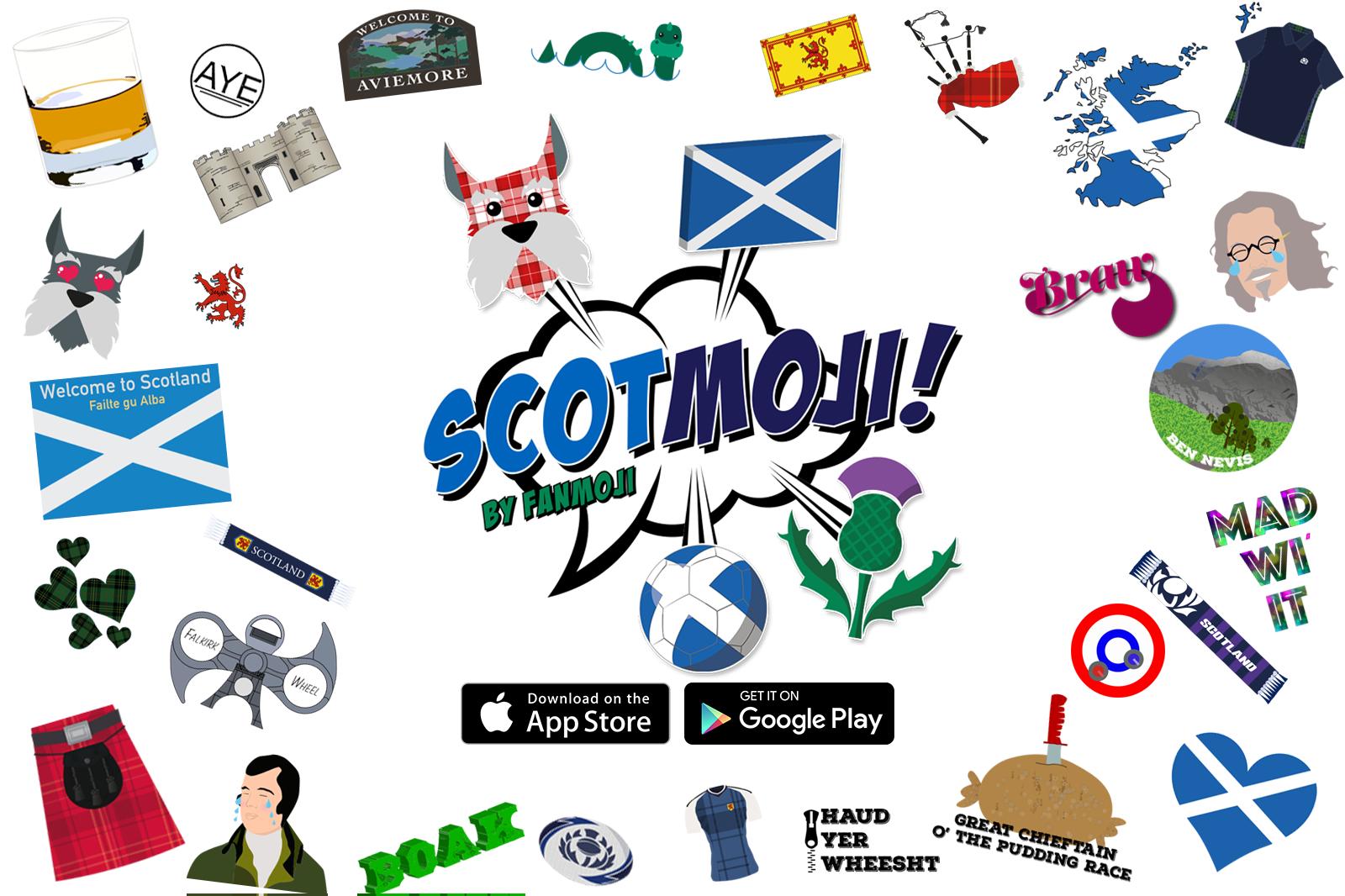 Scottish emojis available as 'Scotmoji' app is launched | HeraldScotland