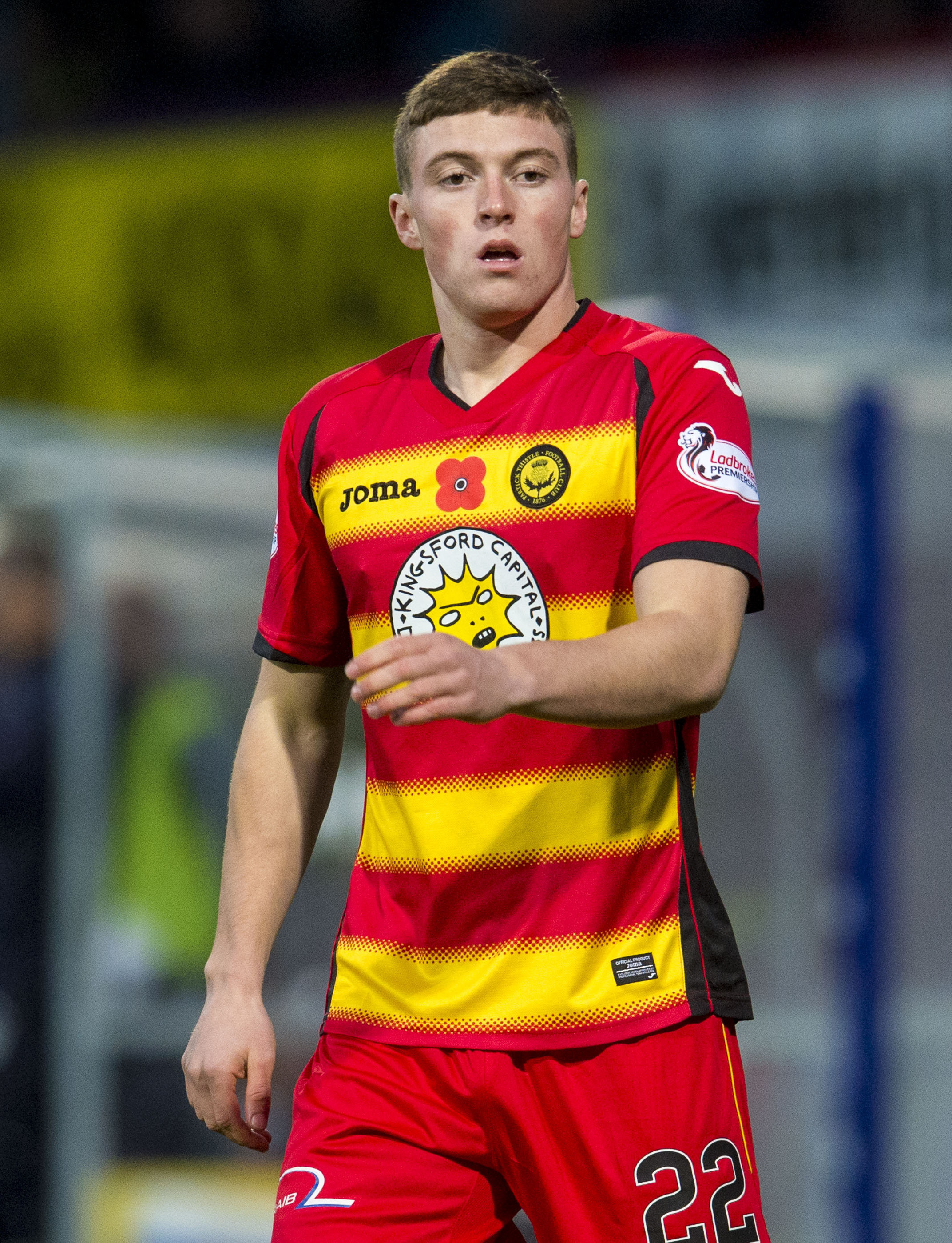 Image result for gary fraser partick thistle