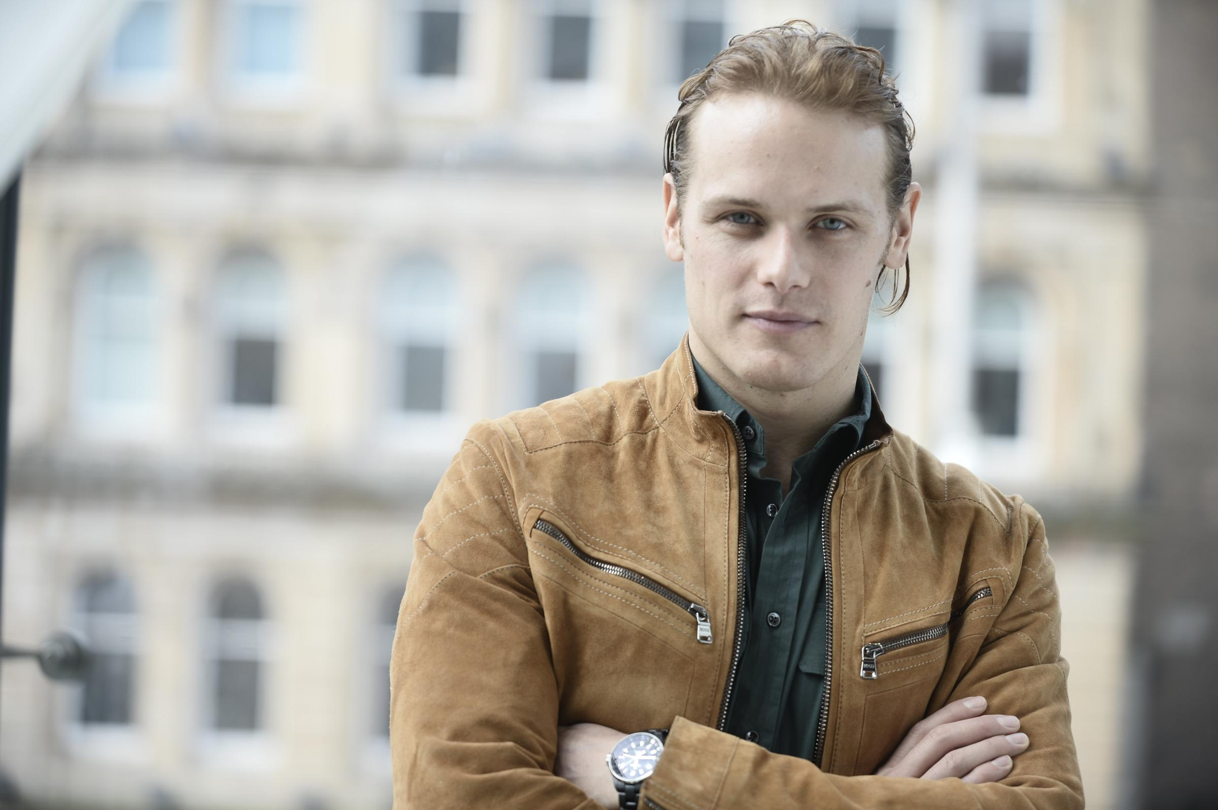 Outlander star Sam Heughan: Scottish independence worth the 'gamble'