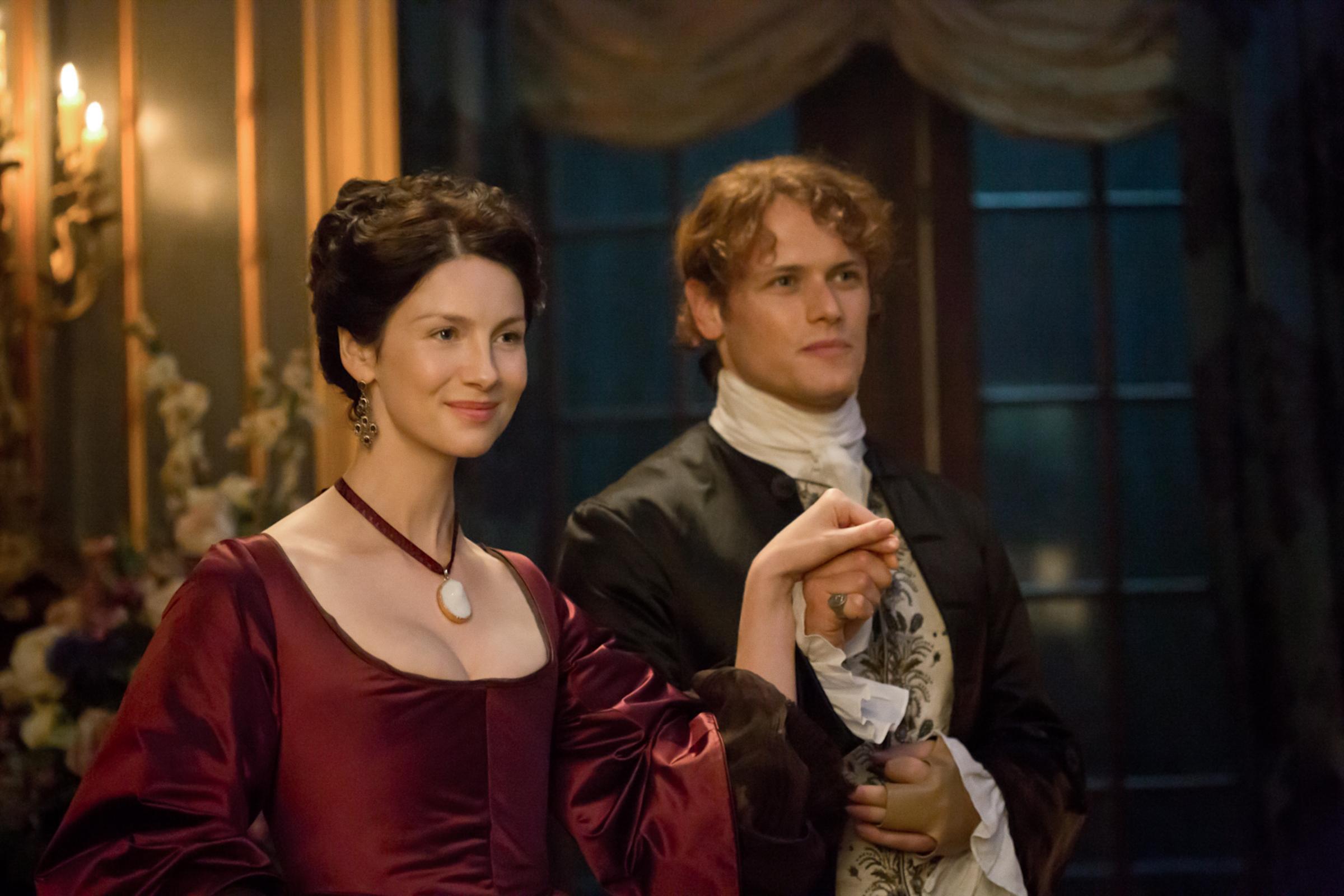 Sam heughan boyfriend sean bell - Outlander Star Sam Heughan On His Life Changing Role As Jamie Fraser From Heraldscotland