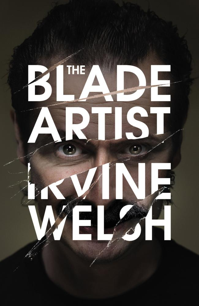 The Blade Artist by Irvine Welsh.