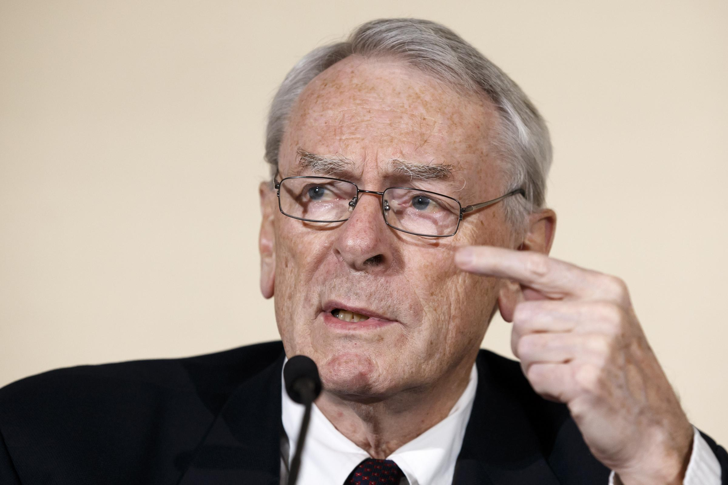 Former WADA president Dick Pound believes sport is digging own
