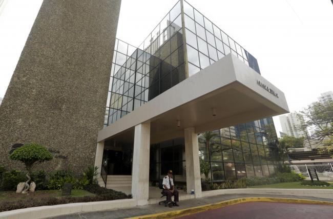 The Mossack Fonseca law firm in Panama City