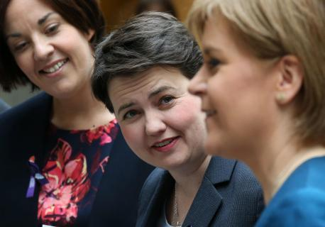 Scottish Tories and Labour neck and neck in election race, new poll suggests