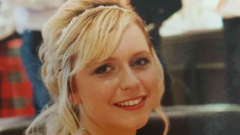 Shona Mitchell, 24, from Crieff. Photo: Police Scotland