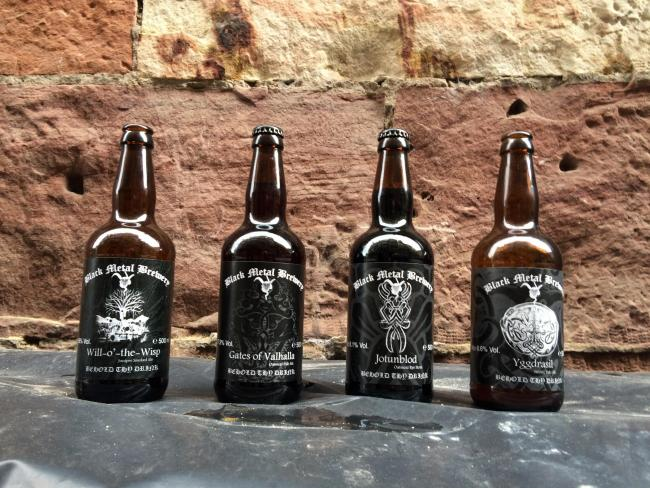 Beer of the week: Black Metal Brewery beers