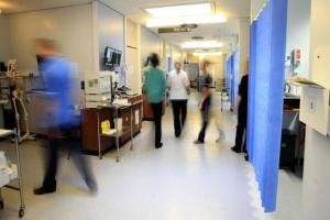 MSPs told how dozens of patients waited at hospital A&E for up to 17 hours