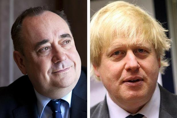 Alex Salmond: Boris as PM 'could trigger another independence vote'