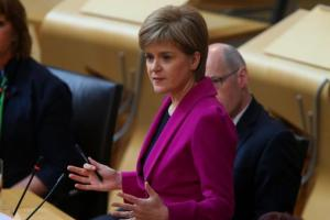 Nicola Sturgeon: Scotland must have decision-making role in Brexit