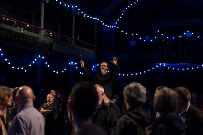 Review of Tectonics festival at City Halls and Fruitmarket, Glasgow