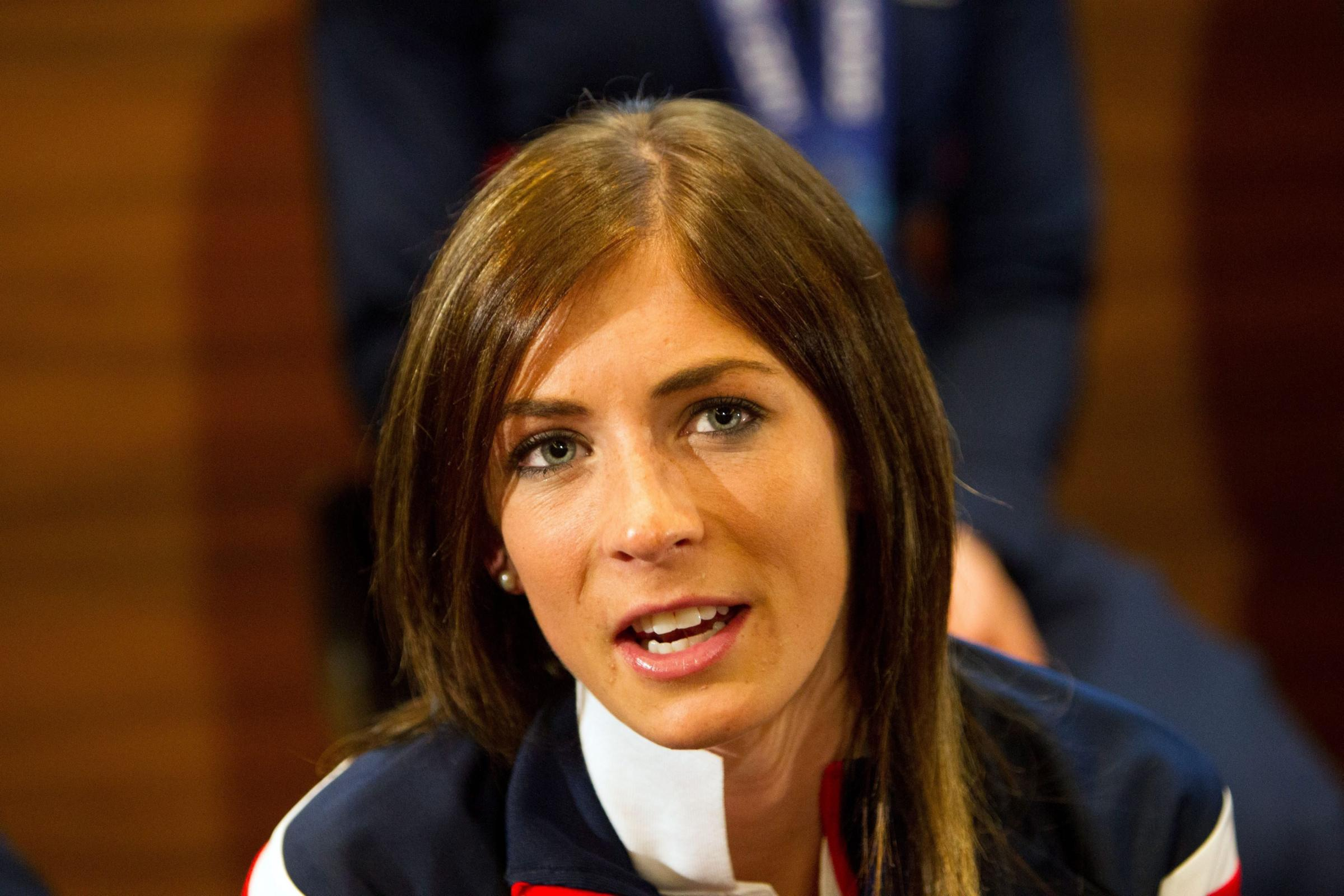 Eve Muirhead is considering options but excited about the up-coming challenge