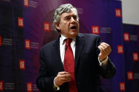 HeraldScotland: Passion, positivity and patriotism: Gordon Brown says Brexit is not British