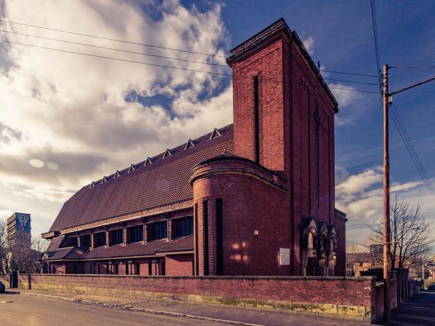 Herald Scotland: ST. COLUMBA OF IONA R.C. CHURCH