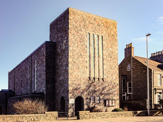 Herald Scotland: ST. MARY'S CHURCH OF SCOTLAND