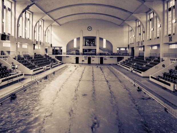 Herald Scotland: BON ACCORD BATHS