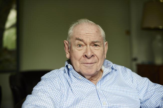 Stanley Baxter turns 90 on Tuesday. Pictures: Paul Stuart