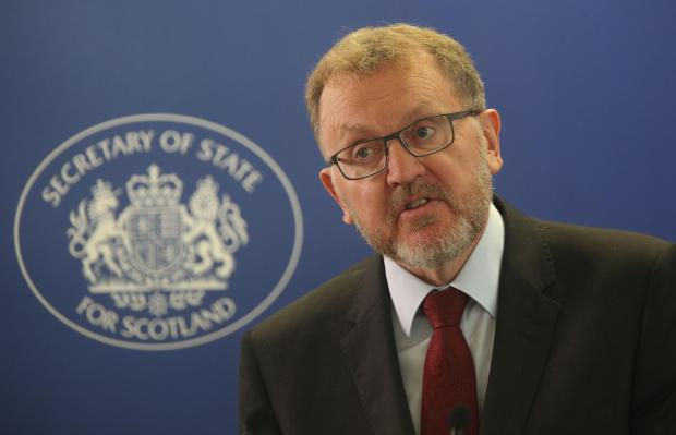 "HeraldScotland: Holyrood strengthened: ""important milestone"" as new powers come into force today, says David Mundell"