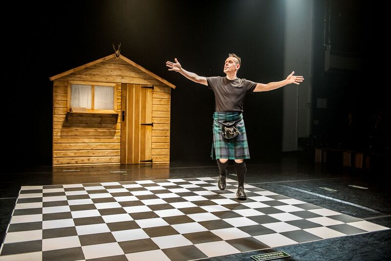 Theatre review: Imaginate, Tales of a Grandson, The Story of the Little Gentleman, National Museum of Scotland, Edinburgh
