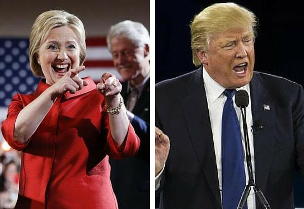 Reader Opinion: Clinton v Trump and