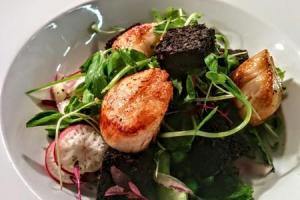 Herald Scotland: Recipe of the Day: Scottish Scallops With Black Pudding