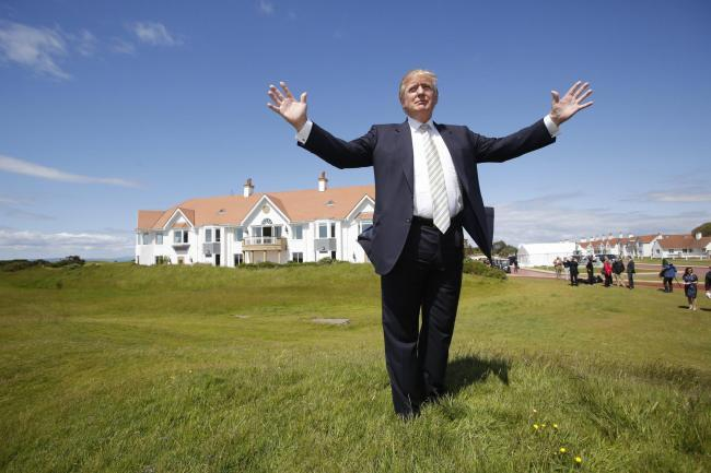 Donald Trump's golf expansion to go ahead