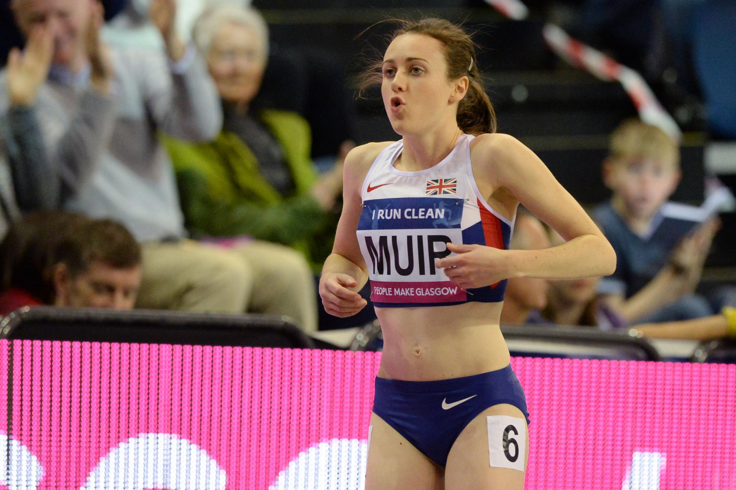 Laura Muir age