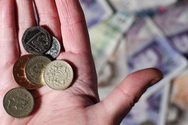 Food prices to go up as value of pound goes down