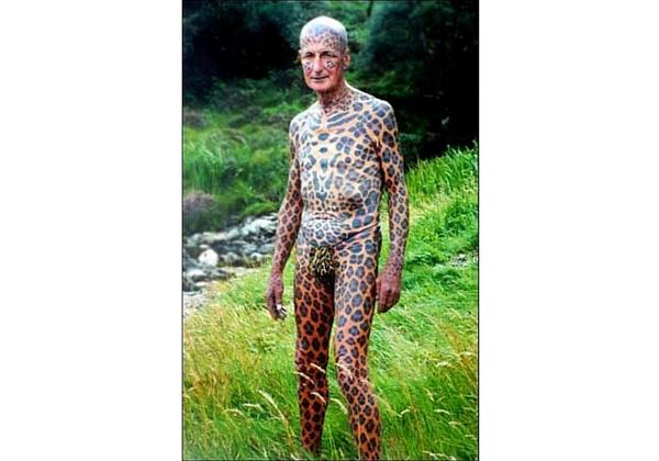 period 7 leopard man Jessica | Venngage - Free Infographic Maker