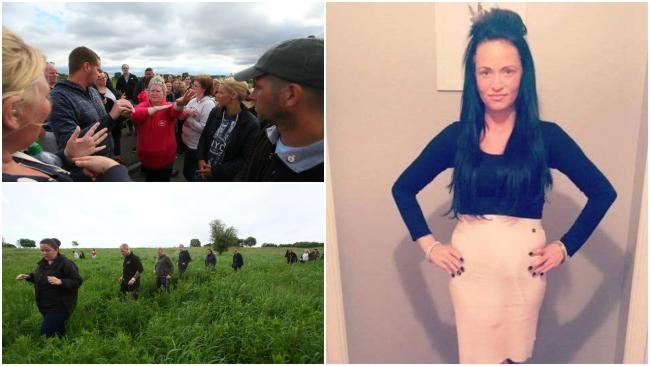 64c1a613eeb7b8 VIDEO  Friends  hunt for missing deaf woman Kirsty Aitchison may have found  a vital